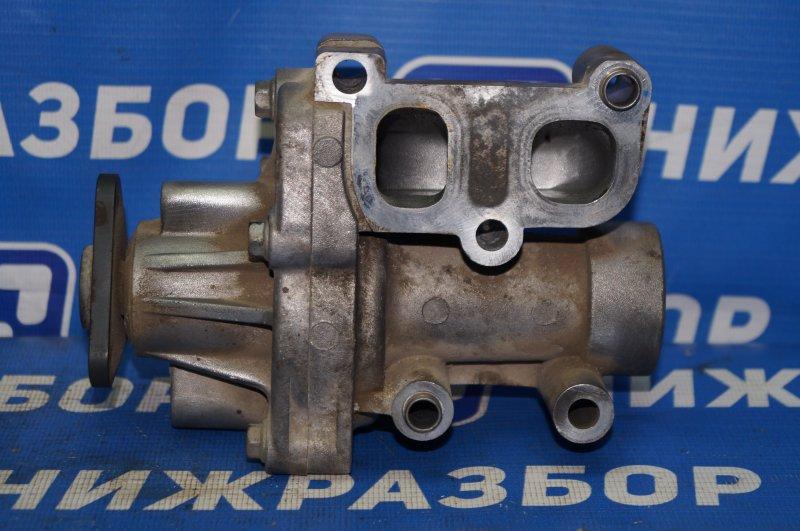 Помпа ( насос водяной ) Kia Sportage 3 2.0 (G4KD) 2013 (б/у)