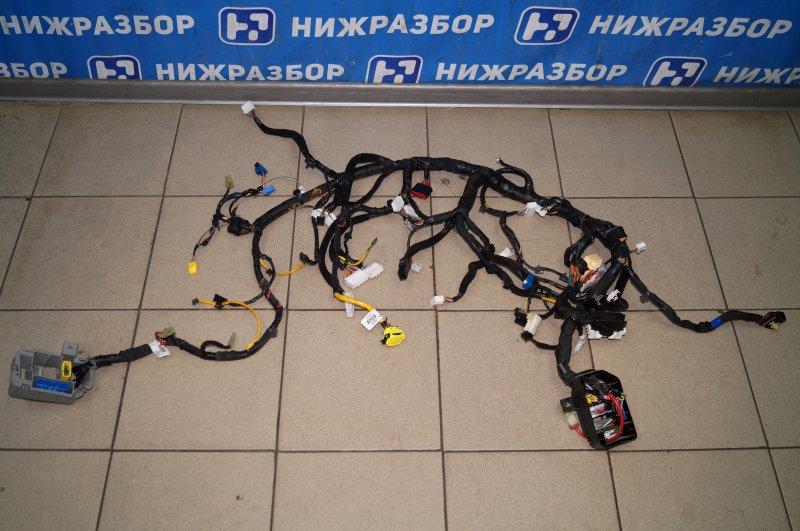 Проводка салонная Kia Sportage 3 2.0 (G4KD) 2013 (б/у)