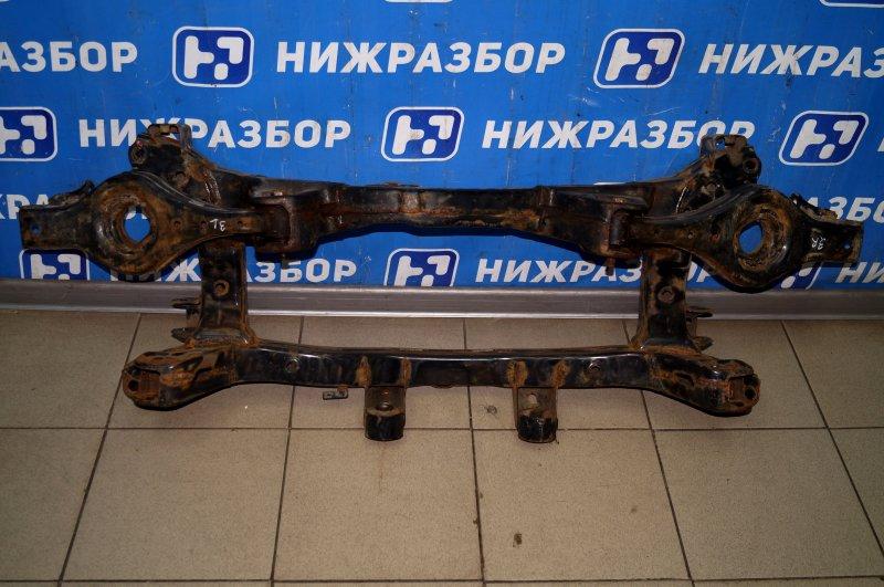 Балка Kia Sportage 3 2.0 (G4KD) 2013 задняя (б/у)