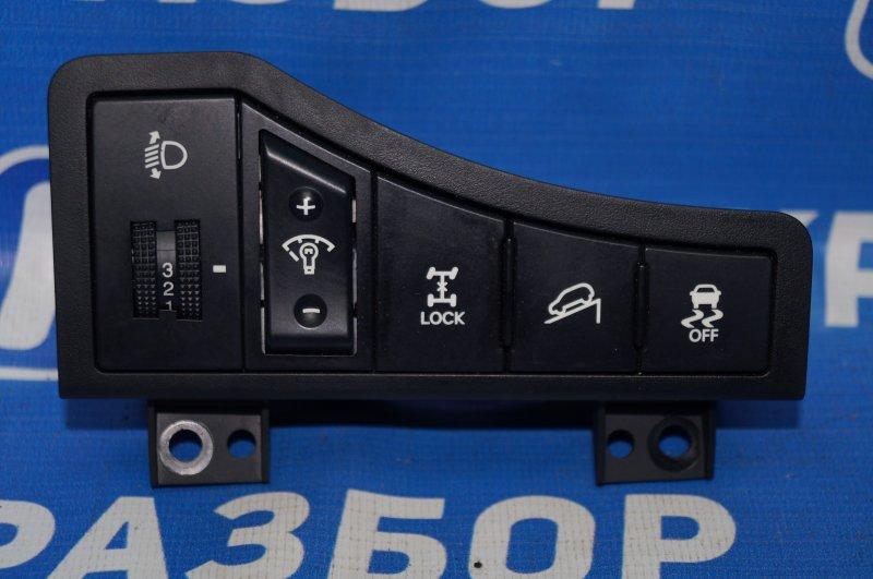 Блок кнопок Kia Sportage 3 2.0 (G4KD) 2013 (б/у)