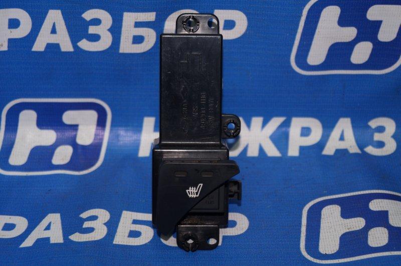 Кнопка обогрева сидений Kia Sportage 3 2.0 (G4KD) 2013 передняя левая (б/у)