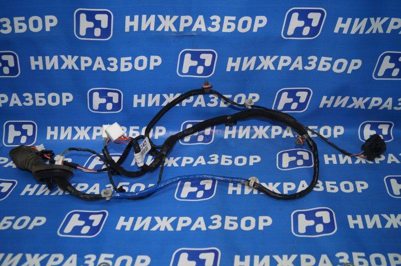 Проводка двери Kia Sportage 3 2.0 (G4KD) 2013 задняя правая (б/у)