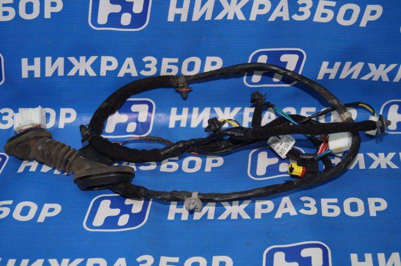 Проводка двери Kia Sportage 3 2.0 (G4KD) 2013 задняя левая (б/у)