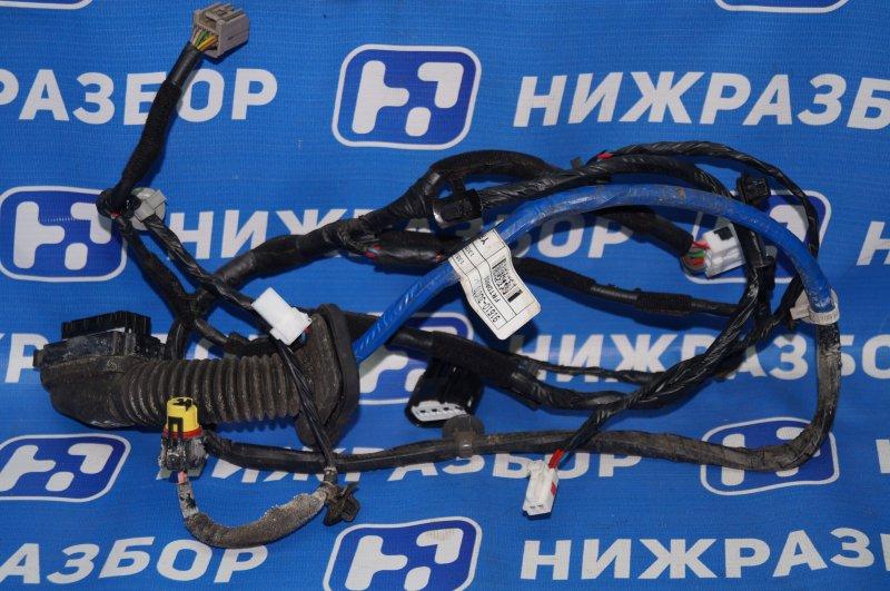 Проводка двери Kia Sportage 3 2.0 (G4KD) 2013 передняя правая (б/у)