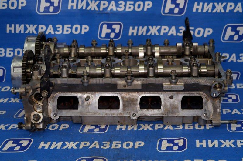 Головка блока цилиндров (гбц) Kia Sportage 3 2.0 (G4KD) 2013 (б/у)