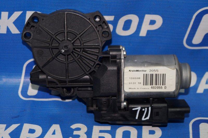 Моторчик стеклоподъемника Kia Ceed ED 1.6 (G4FC) 2008 передний левый (б/у)