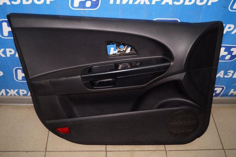 Обшивка двери Kia Ceed ED 1.6 (G4FC) 2008 передняя левая (б/у)