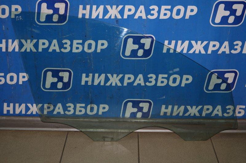 Стекло двери Kia Ceed ED 1.6 (G4FC) 2008 переднее правое (б/у)