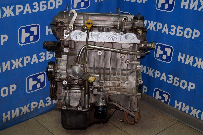 Двигатель (двс) Geely Emgrand EC7 1.8 (JL4G18) CAND02184 2013 (б/у)