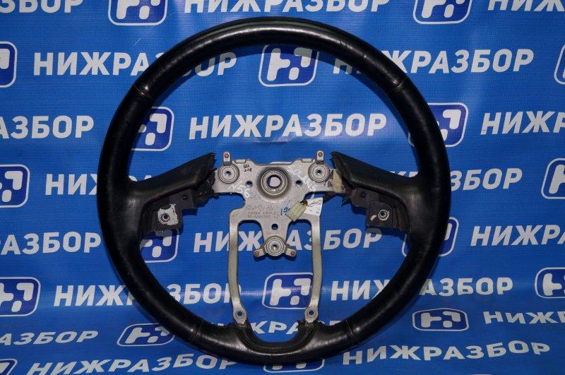 Руль Hyundai Solaris 1 2010 (б/у)