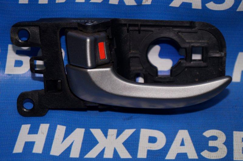 Ручка двери внутренняя Hyundai Elantra MD 2011 задняя левая (б/у)