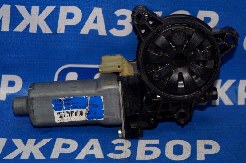 Моторчик стеклоподъемника Hyundai Elantra MD 2011 задний левый (б/у)