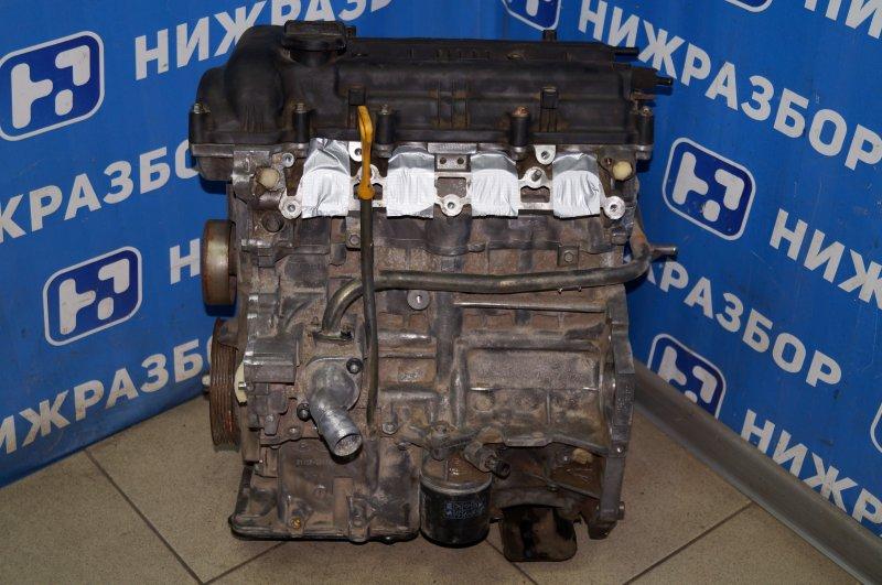 Двигатель (двс) Kia Ceed ED 1.6 (G4FC) 2008 (б/у)