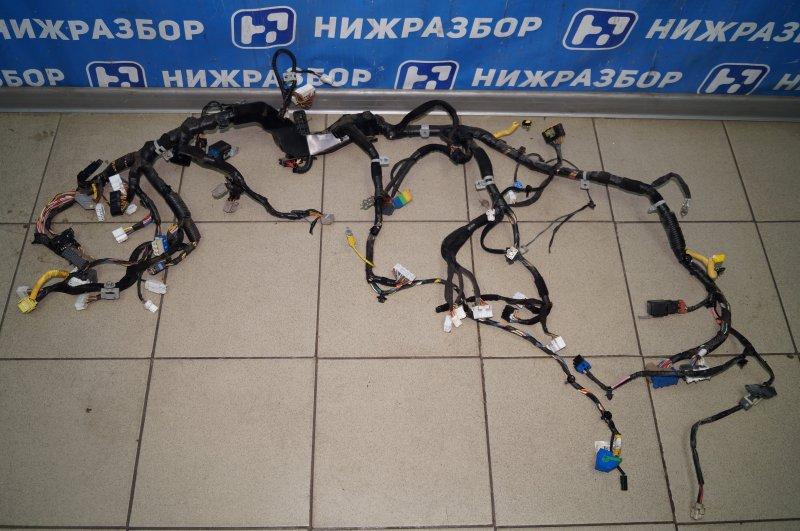 Проводка салонная Kia Ceed ED 1.6 (G4FC) 2008 (б/у)