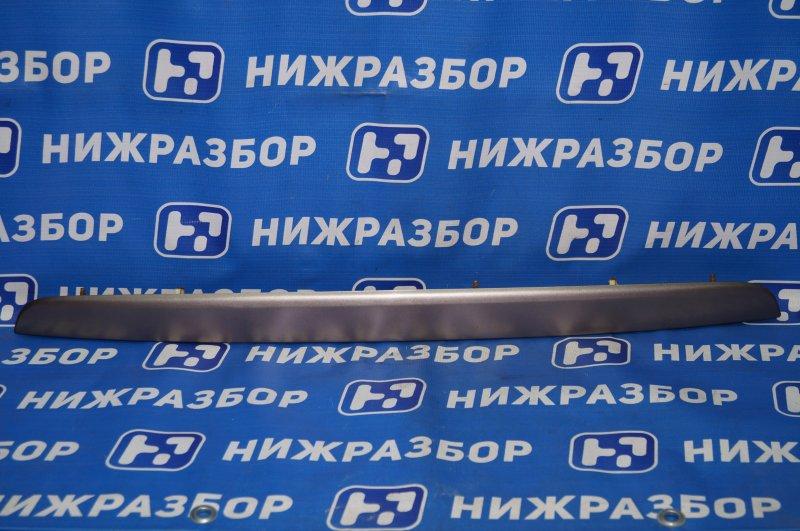 Накладка двери багажника Kia Ceed ED 1.6 (G4FC) 2008 (б/у)
