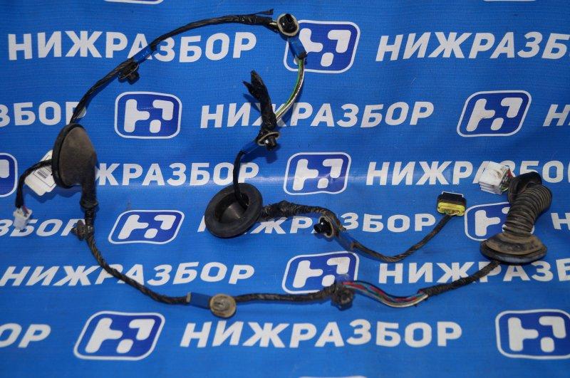 Проводка двери Kia Ceed ED 1.6 (G4FC) 2008 задняя левая (б/у)