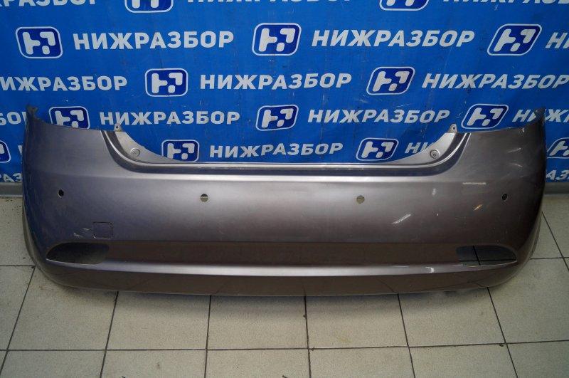 Бампер Kia Ceed ED 1.6 (G4FC) 2008 задний (б/у)