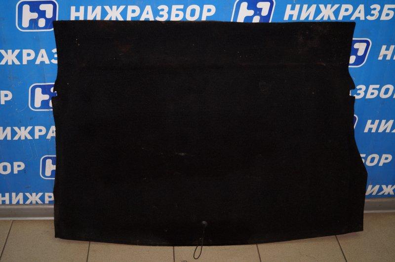 Пол багажника Kia Ceed ED 1.6 (G4FC) 2008 (б/у)
