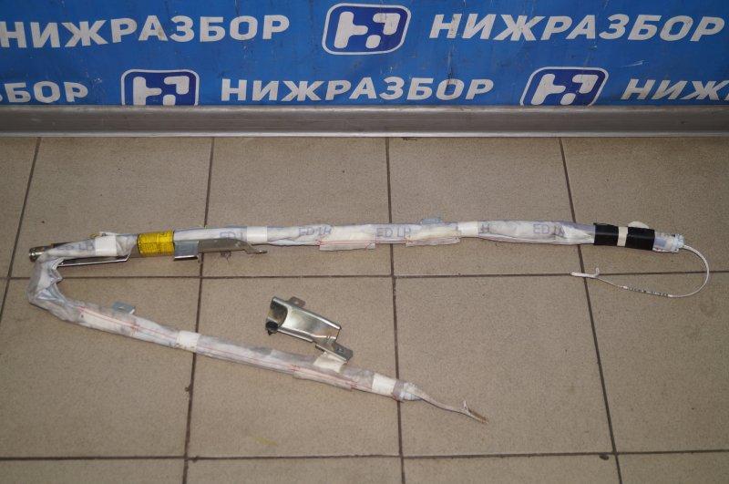 Шторка ( подушка безопасности ) Kia Ceed ED 1.6 (G4FC) 2008 левая (б/у)