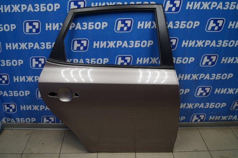 Дверь Kia Ceed ED 1.6 (G4FC) 2008 задняя правая (б/у)