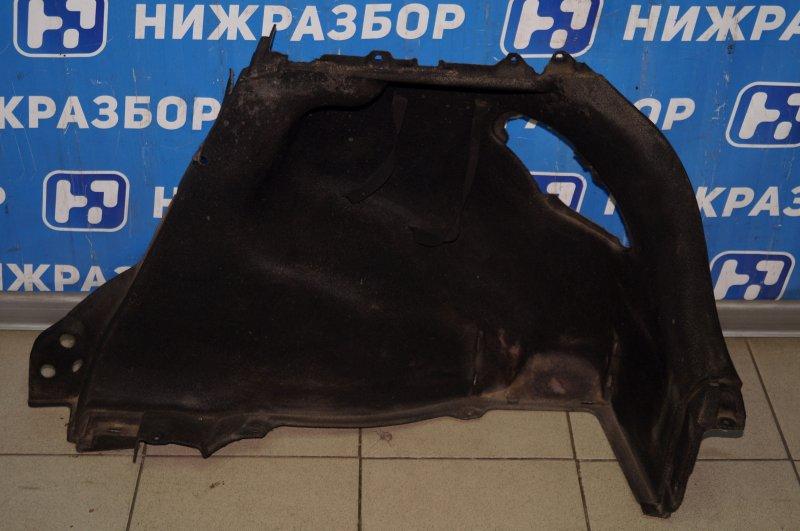 Обшивка багажника Kia Ceed ED 1.6 (G4FC) 2008 задняя правая (б/у)