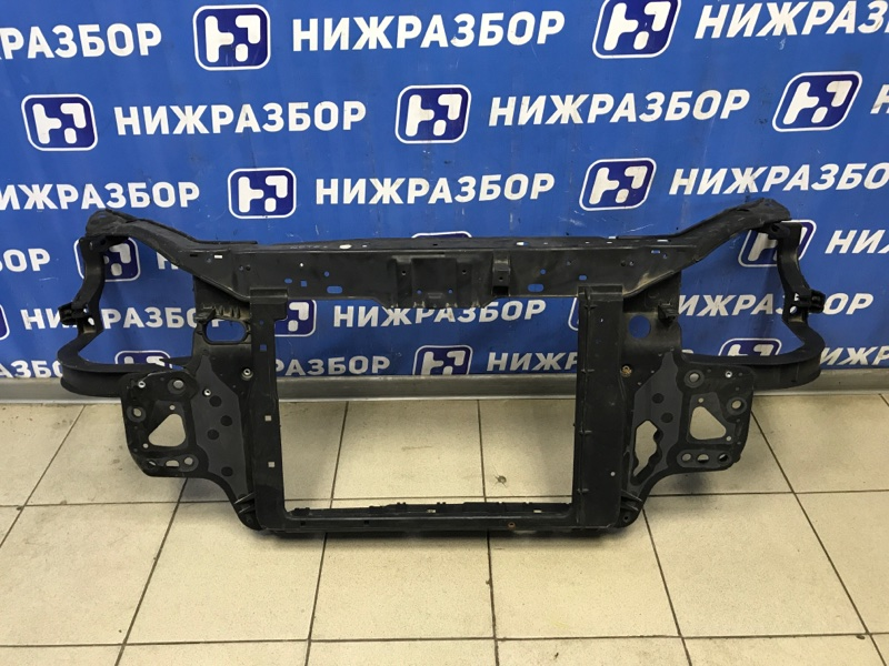 Панель передняя, телевизор Hyundai Getz передний (б/у)