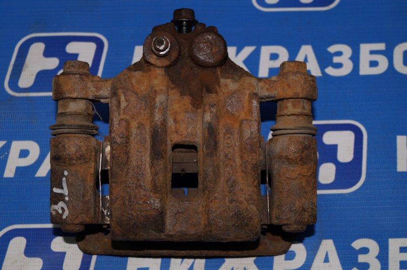 Суппорт Kia Ceed ED 1.6 (G4FC) 2008 задний левый (б/у)