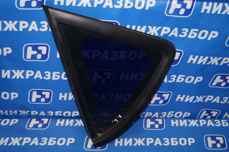 Стекло кузовное глухое Kia Ceed ED 1.6 (G4FC) 2008 заднее левое (б/у)