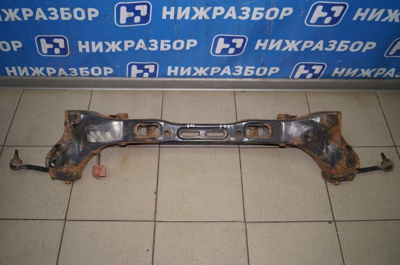 Балка Kia Ceed ED 1.6 (G4FC) 2008 задняя (б/у)