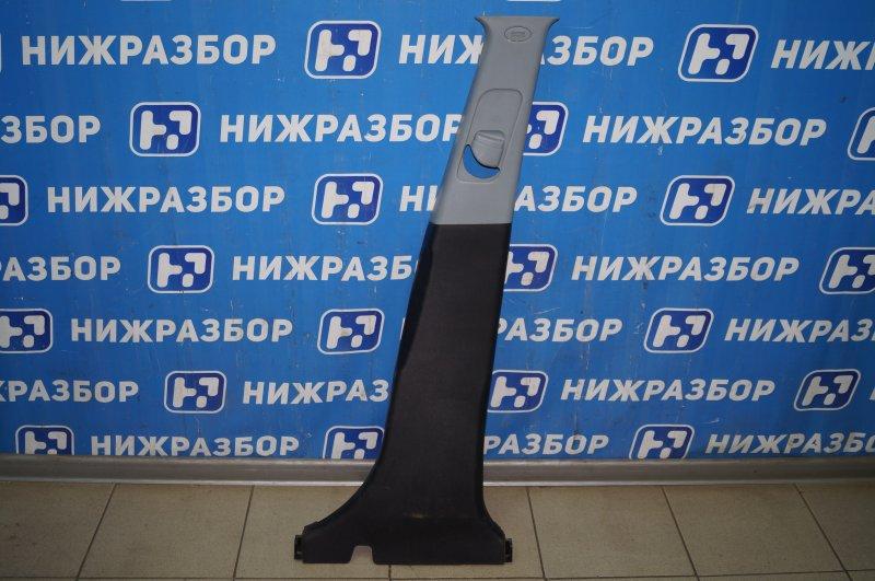 Обшивка стойки Kia Ceed ED 1.6 (G4FC) 2008 правая (б/у)
