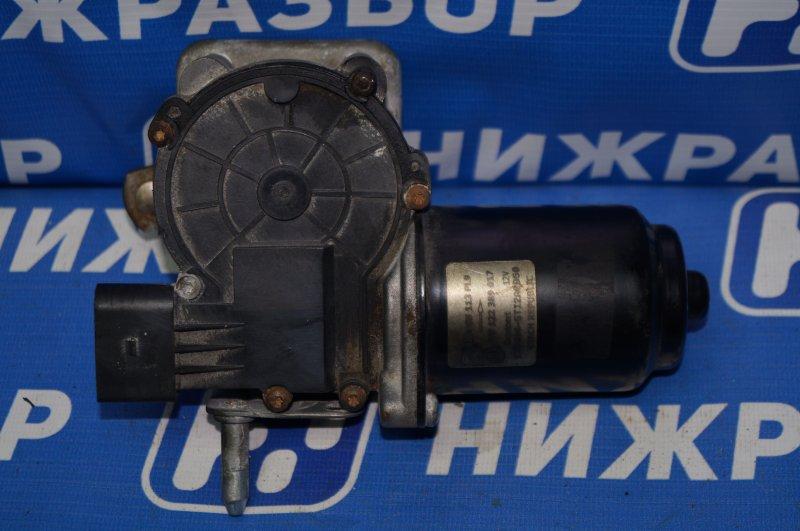 Моторчик стеклоочистителя Skoda Rapid 1.6 CWV 2017 передний (б/у)