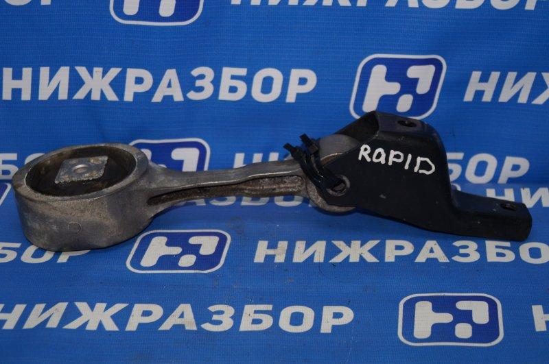 Опора двигателя Skoda Rapid 1.6 CWV 2017 задняя (б/у)