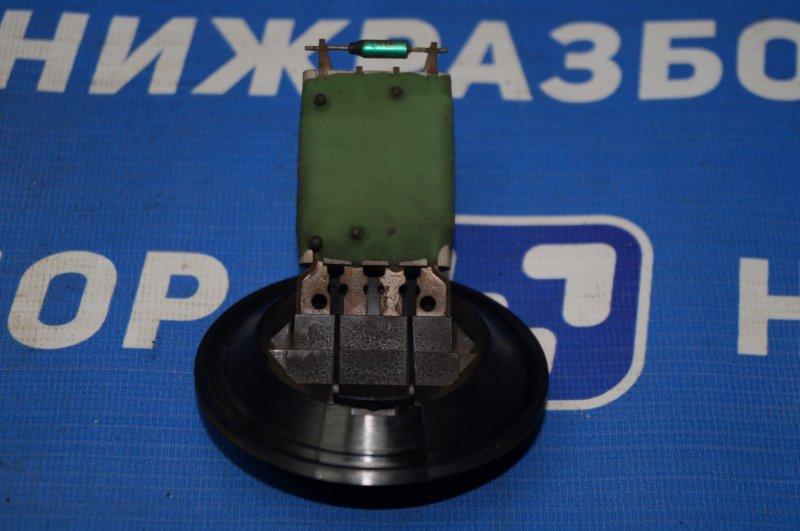 Резистор отопителя Skoda Rapid 1.6 CWV 2017 (б/у)