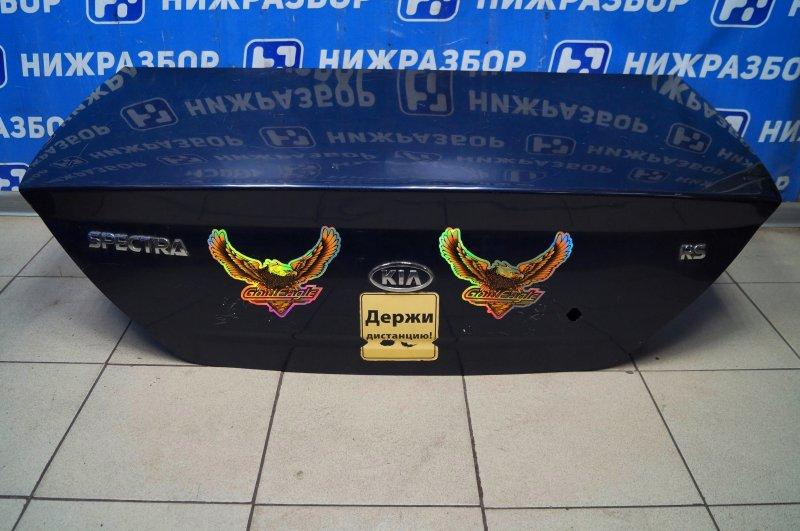 Крышка багажника Kia Spectra 1.6 (S6D) 180501 2008 (б/у)
