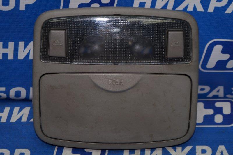 Плафон салонный Kia Spectra 1.6 (S6D) 180501 2008 (б/у)
