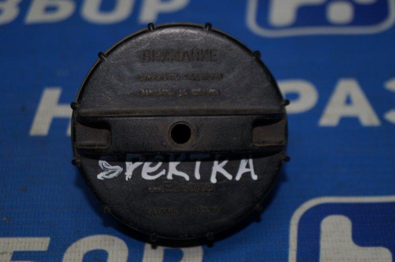 Крышка бензобака Kia Spectra 1.6 (S6D) 180501 2008 (б/у)