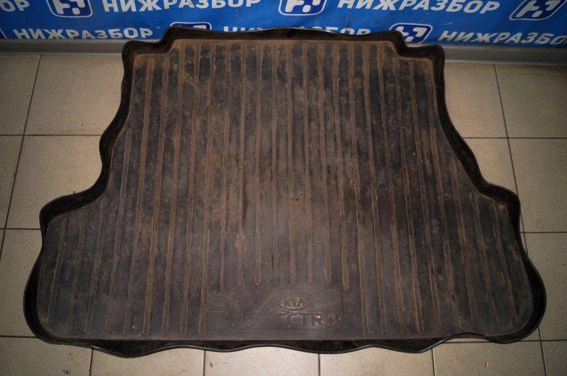 Коврик багажника Kia Spectra 1.6 (S6D) 180501 2008 (б/у)