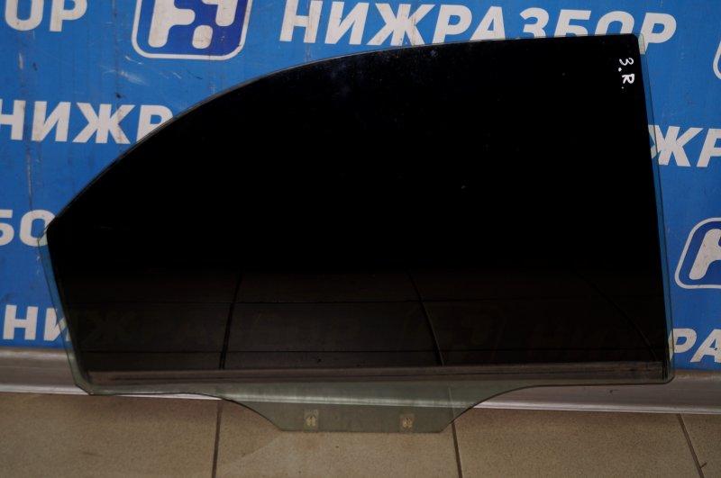 Стекло двери Kia Spectra 1.6 (S6D) 180501 2008 заднее правое (б/у)