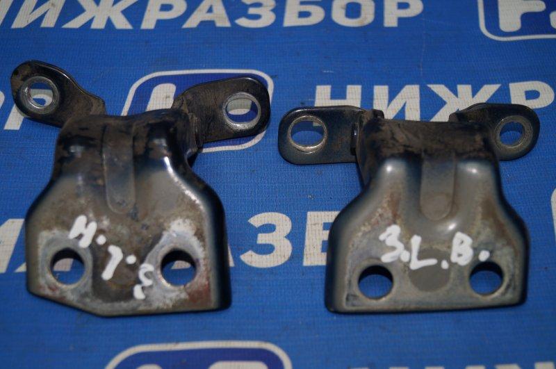 Петля двери Kia Spectra 1.6 (S6D) 180501 2008 задняя левая (б/у)
