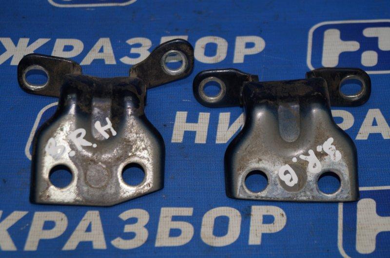 Петля двери Kia Spectra 1.6 (S6D) 180501 2008 задняя правая (б/у)