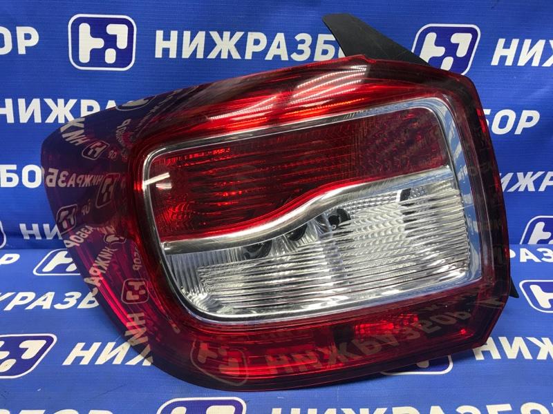 Фонарь Renault Logan 2 задний левый (б/у)