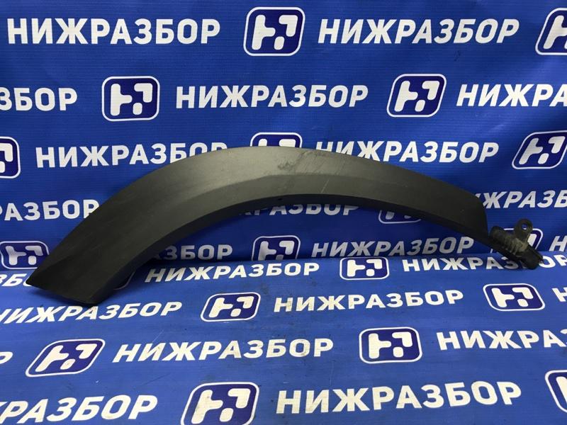 Накладка двери Lexus Nx задняя правая (б/у)