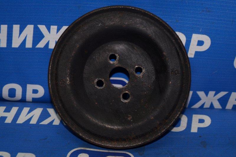 Шкив помпы Hyundai Accent 2 LC 1.5 G4EC 2005 (б/у)