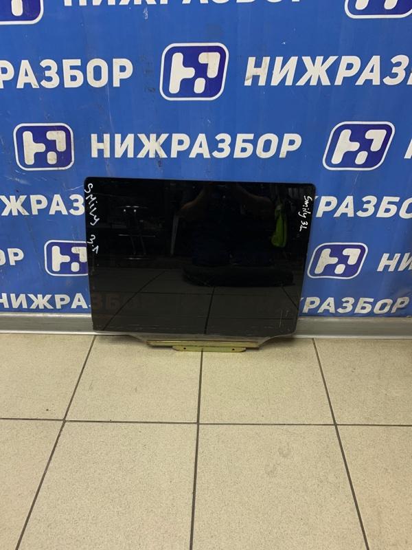 Стекло двери Lifan Smily 320 2008 заднее левое (б/у)