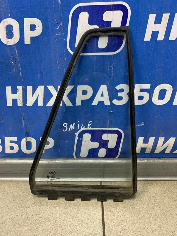Форточка двери Lifan Smily 320 2008 задняя правая (б/у)
