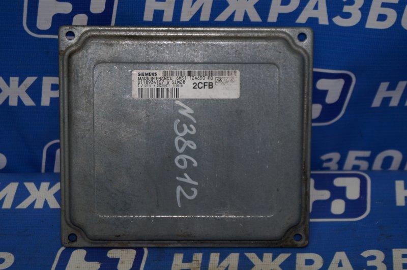 Блок управления двигателем Ford Focus 2 1.6 (б/у)