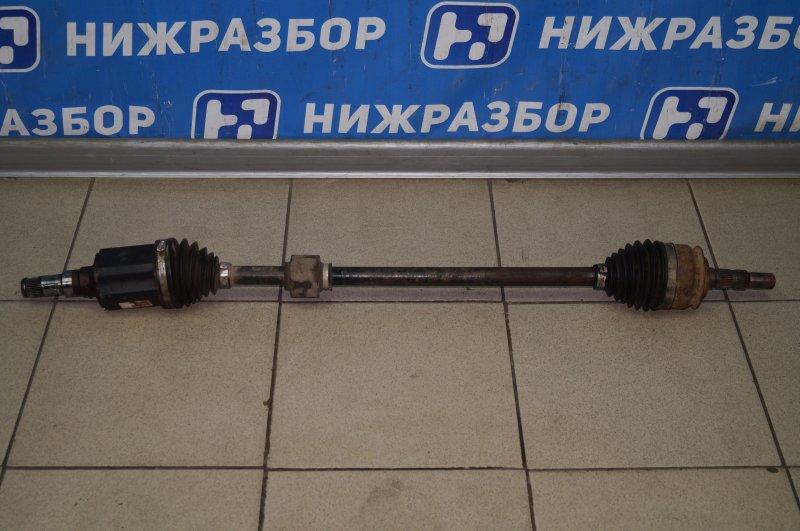Привод Chevrolet Cruze J300 1.6 (F16D3) ` 2012 передний правый (б/у)