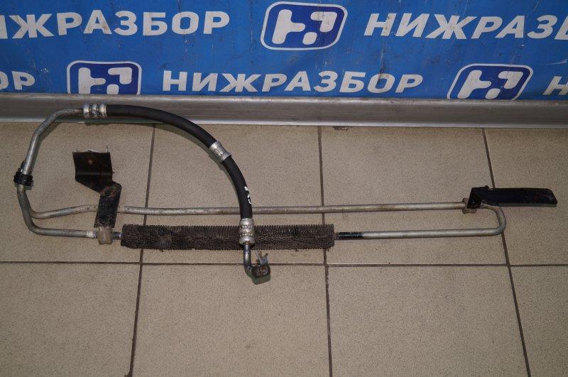 Радиатор гидроусилителя Chevrolet Cruze J300 1.6 (F16D3) ` 2012 (б/у)