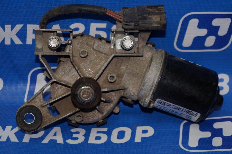 Моторчик стеклоочистителя Chevrolet Cruze J300 1.6 (F16D3) ` 2012 передний (б/у)