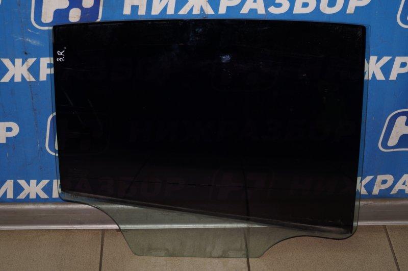 Стекло двери Chevrolet Cruze J300 1.6 (F16D3) ` 2012 заднее правое (б/у)